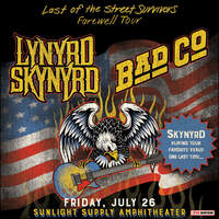 Win A Pair Of Tickets To See Lynyrd Skynyrd July 26th at Sunlight Supply Amphitheater!