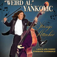 Win A Pair Of Tickets To See Weird Al Yankovic August 14th at McMenamins Edgefield Amphitheater!