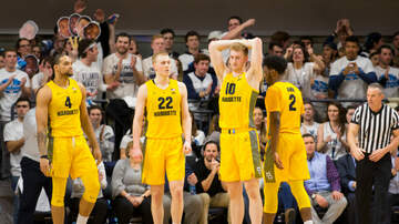 Marquette Courtside - Villanova closes out Marquette on 12-1 run to end game, wins 67-61