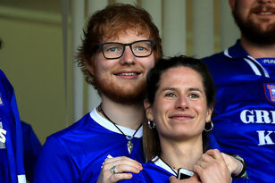 Ed Sheeran & Cherry Seaborn Are Reportedly Married