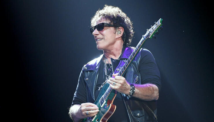 Neal Schon Teases Journey Las Vegas Residency, Two Solo Albums | iHeartRadio
