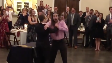 Trending - Groom Chokes And Throws Bride's 'Ex' At Wedding