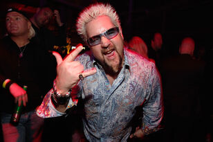 Guy Fieri Is Opening A Chicken Strips Chain With 22 Dipping Sauces
