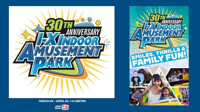 IX Indoor Amusement Park CLE 2019 DL