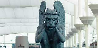 Front Range Focus - Talking Gargoyle at DIA