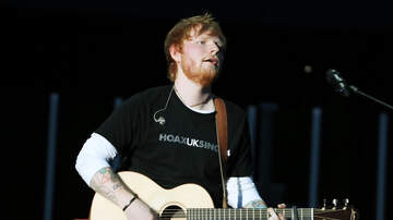 Zann - Ed Sheeran Marries Fiance in Small Wedding