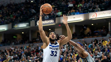 Wolves Blog - Pacers Top T'wolves Behind Bogdanovic | KFAN
