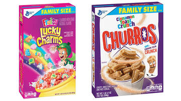 Bobby Bones - Food World: New Cereal Combinations On Store Shelves
