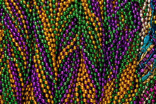 Mardi Gras Getty RF
