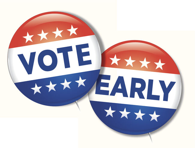 Early Vote Getty RF