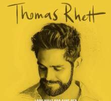 Lindsey Marie - Thomas Rhett's New Song 'Look What God Gave Her' Is Here!