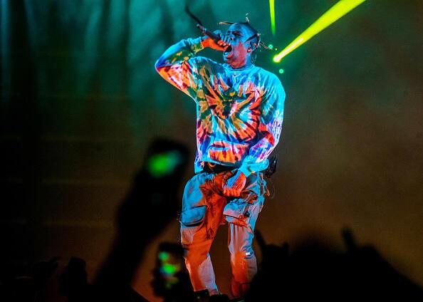 Travis Scott Made $1.7 Million On A Single Tour Stop!