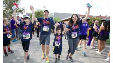 Marty Manning - Run to Fight Children's Cancer at GCU Sat March 16