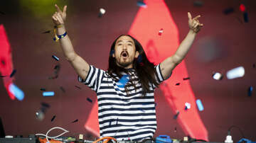 Trending - Steve Aoki Announces Memoir 'BLUE: The Color Of Noise' For September 3