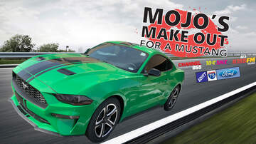 Contest Rules - Mojo's Make for A Mustang