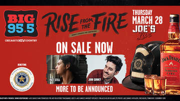 None - BIG 95.5 Presents Rise From the Fire
