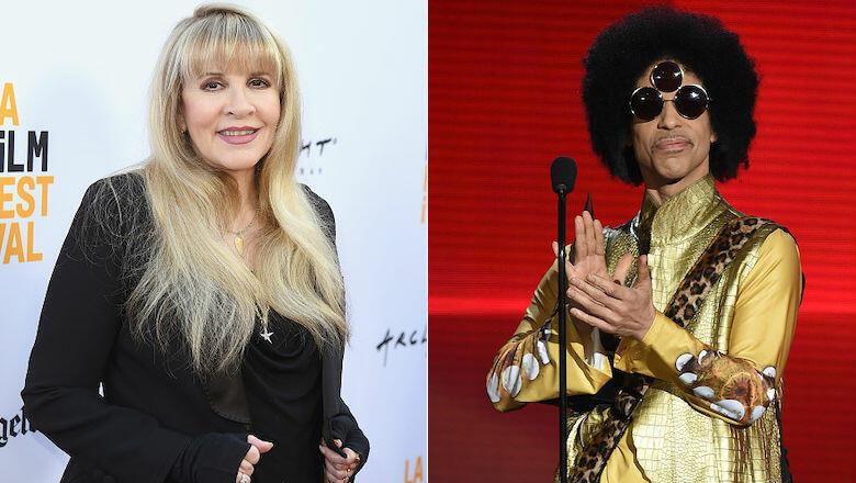 Stevie Nicks Recalls Her 'Strange' Friendship With Prince