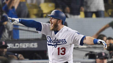 Dodgers Clubhouse - Max Muncy On The Home Run Ball In Game 3: I Don't Know Where The Ball Is