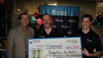 Photos - WSYR Radiothon For Kids at Upstate Golisano Children's Hospital (PHOTOS)
