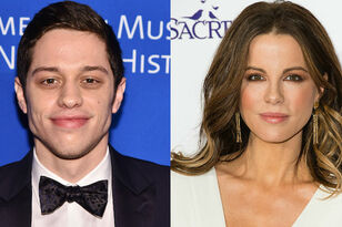 Pete Davidson And Kate Beckinsale Keep Romance Rumors Alive In NYC