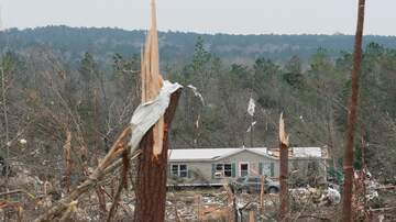 None - Devastating Tornadoes in Alabama Kill At Least 23 People
