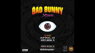 Contest Rules - Bad Bunny Text to Win