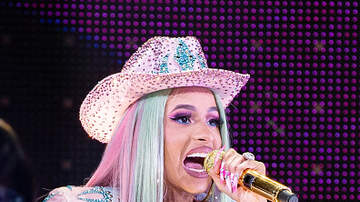 Carson - Cardi B Breaks Garth Brooks' Houston Rodeo Attendance Record [VIDEO]