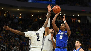 Marquette Courtside - Marquette slips at home against Creighton 66-60