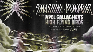 None -  The Smashing Pumpkins and Noel Gallagher's High Flying Birds