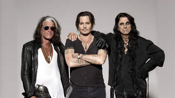 Ryan - Johnny Depp Is Bringing His Band To ABQ!