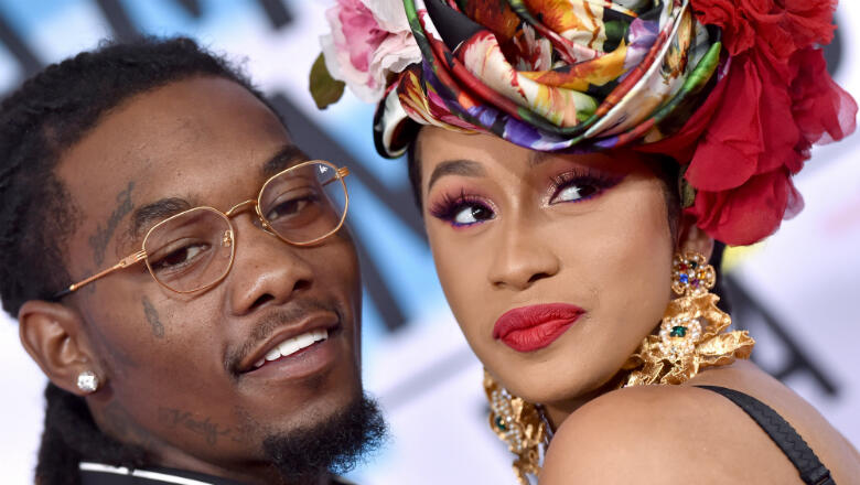 Cardi B S New Back Tattoo Might Be Her Biggest One Yet: Offset Hints That He & Cardi B Are In Marriage Counseling