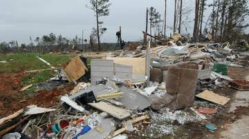 The Joe Pags Show - Damage is widespread after tornadoes hit Alabama
