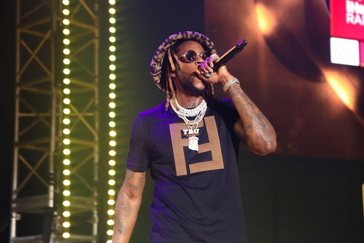 2 Chainz Celebrates New Album at an iHeart Exclusive Album