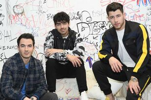 Nick Jonas Explains How The Jonas Brothers Reunited On 'Late Late Show'