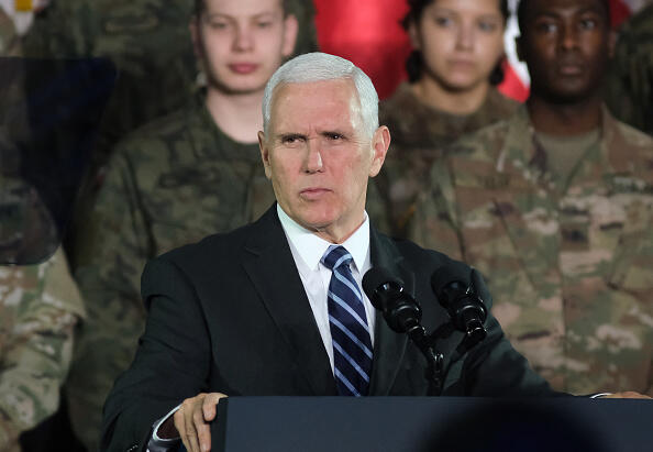 Vice President Mike Pence Visiting Phoenix Today