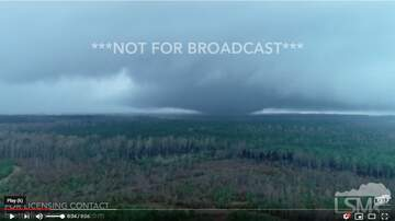 Todd Berry - VIDEO: Amazing Drone Footage of Alabama Tornado
