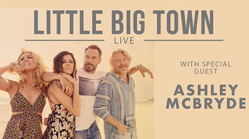 None - Little Big Town Live Cary
