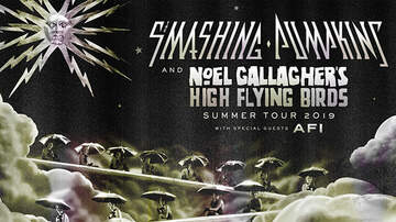 None - The Smashing Pumpkins and Noel Gallagher's High Flying Birds Charlotte