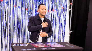 iHeartRadio Music Awards - John Legend Reveals His 2019 iHeartRadio Music Awards Votes