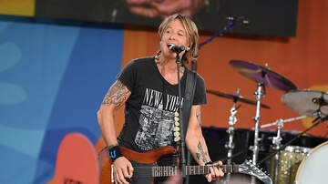 JT Bosch - WATCH: Keith Urban Brings A Dublin Street Singer On Stage With Him