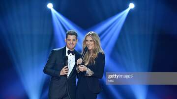 Lizz Ryals - Michael Buble is making us cry...
