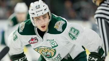 Wild Blog - Minnesota Wild Signs Forward Connor Dewar to an Entry Level Contract