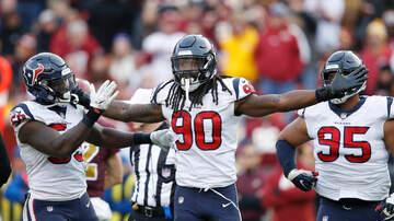 Houston Texans - Texans To Franchise Tag Clowney