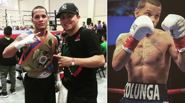 Qui West - Boxer Izaac Colunga In Critical Condition After Shooting In Riverside!
