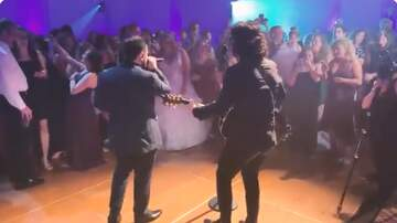 BigKat Kris Stevens - SURPRISE! Dan + Shay Wedding Singers