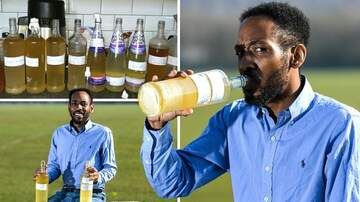 Klinger - Man Says Drinking His Own Urine Everyday Leaves Him Bursting With Energy