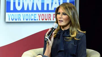 Brittany Jennings - Melania Trump reveals what she tells Barron about the dangers of drugs