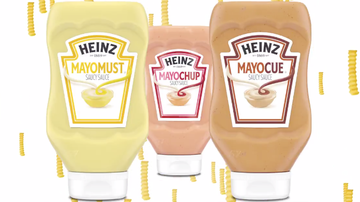 Bobby Bones - Food World: Mayocue And Mayomust From Heinz Is Your New Condiment Obsession