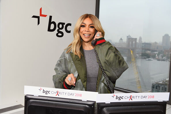 Annual Charity Day Hosted By Cantor Fitzgerald, BGC and GFI - BGC Office - Inside NEW YORK, NY - SEPTEMBER 11: Wendy Williams attends Annual Charity Day hosted by Cantor Fitzgerald, BGC and GFI at BGC Partners, INC on September 11, 2018 in New York City. (Photo by Dave Kotinsky/Getty Images for Cantor Fitzgerald)