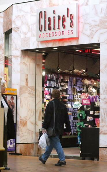 Retail Sales Edge Up